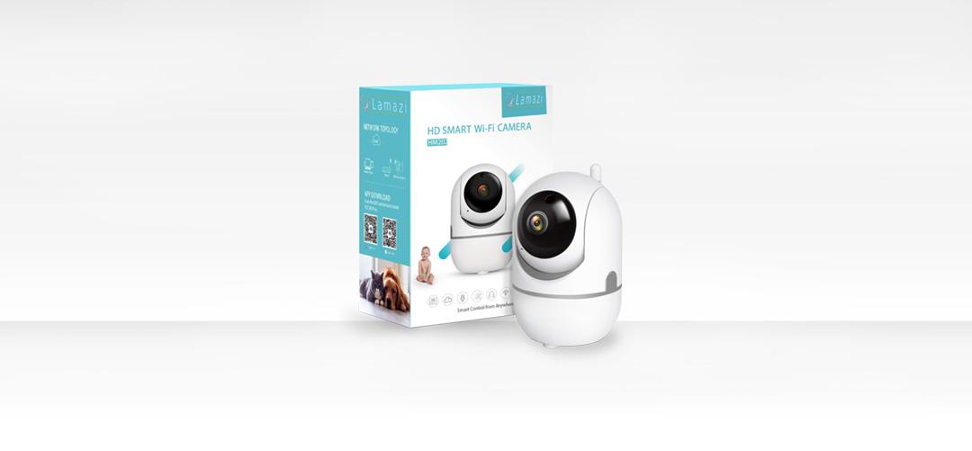 Wifi Camera Full HD 360