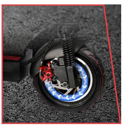 m4 kirin brakes front