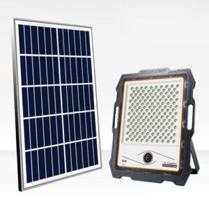 Eξωτερικός ηλιακός προβολέας με ασύρματα Wifi κάμερα CCTV