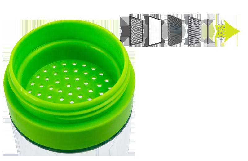 blender filter